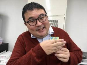 ビック先生_パズル道場褒めカ
